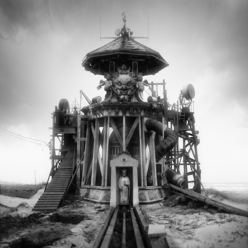 untitled (station) by Jim Kazanjian