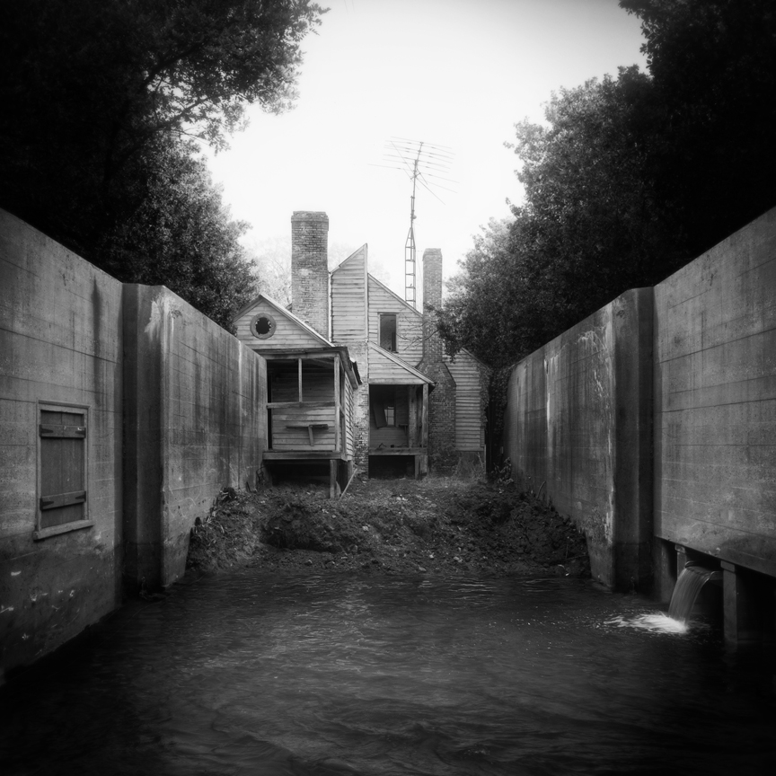 untitled (backyard) by Jim Kazanjian