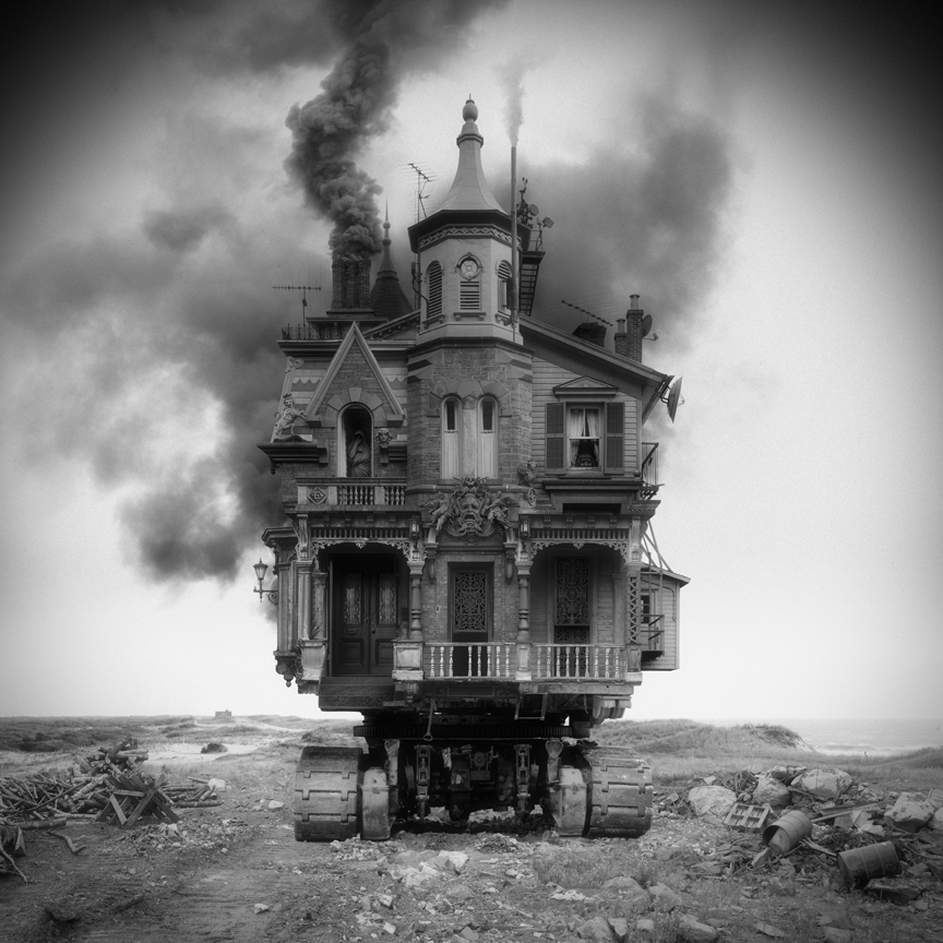 untitled (vehicle) by Jim Kazanjian
